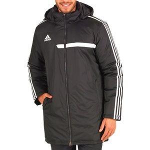 adidas 3 Stripe Tiro 12 Stadium Jacket